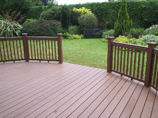 Pvc Decking Pvc Gates Fencing And Decking For The Irish